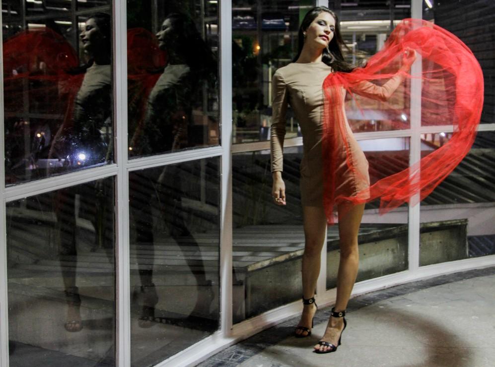 Editorial Disorder - Foto por Victor Ugo - Modelo Thayná Alves