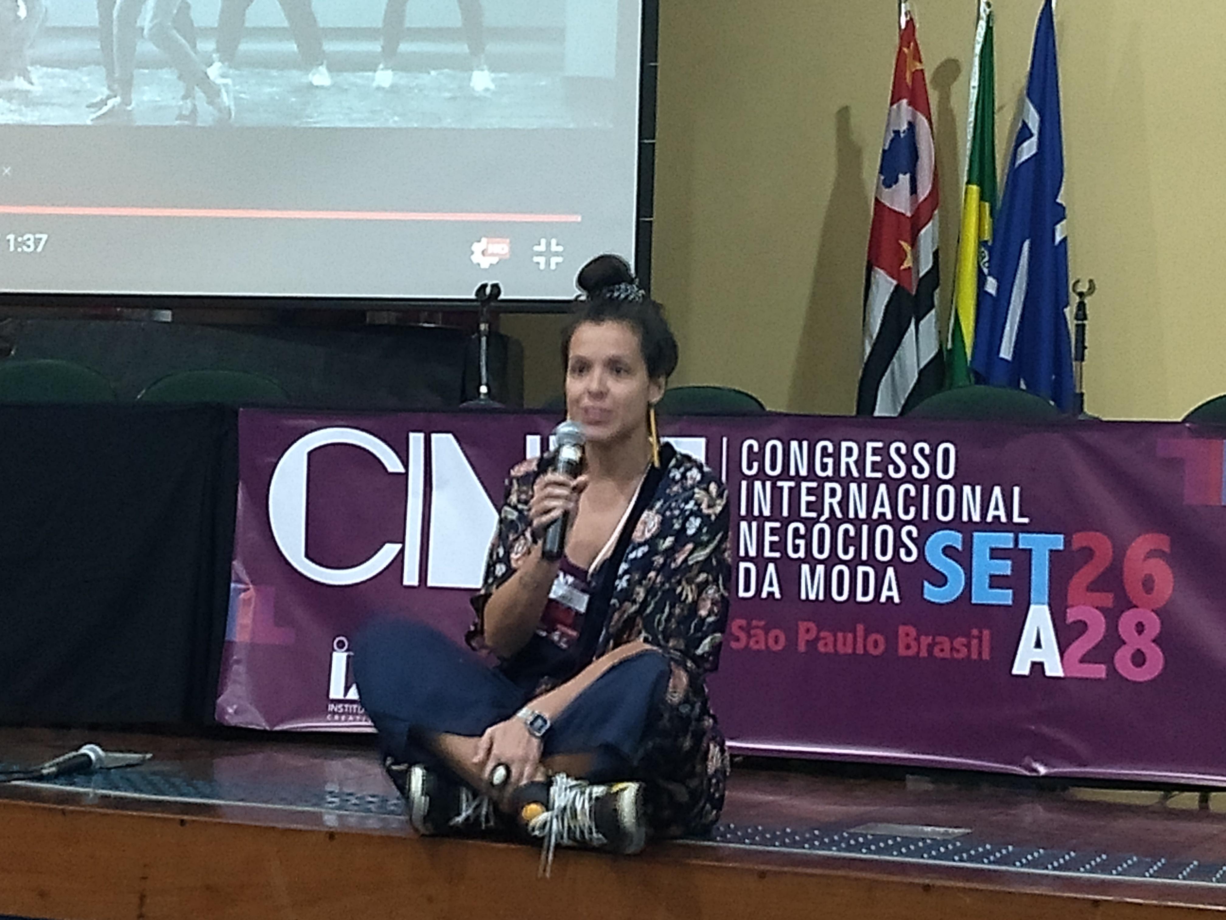 Carolina Delgado - Foto: Elaine Paiva